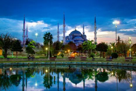 Горящие туры в Турцию из Оренбурга!