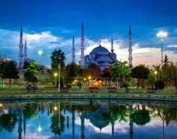 Отдых в Турции все включено