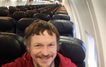 Турист из Литвы оказался единственным пассажиром рейса