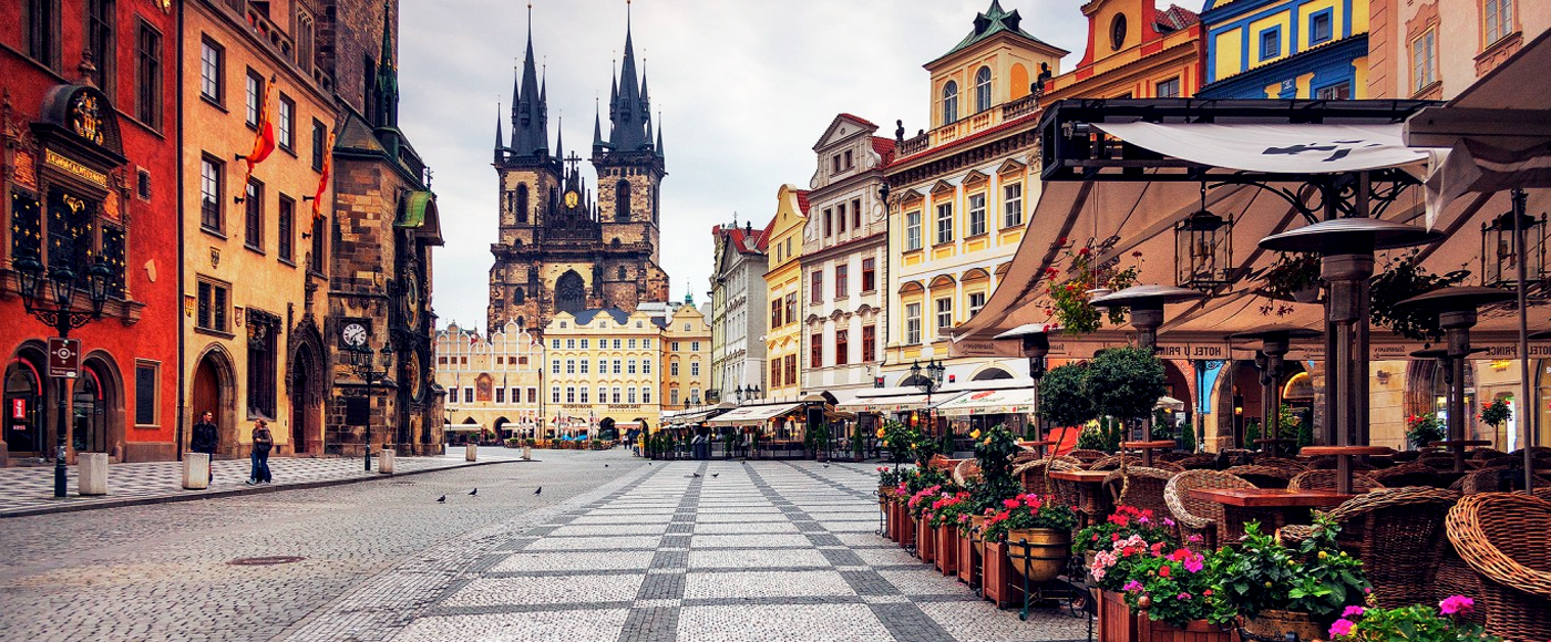 Горящие туры в Прагу из Оренбурга