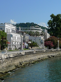 Туры в Абхазию