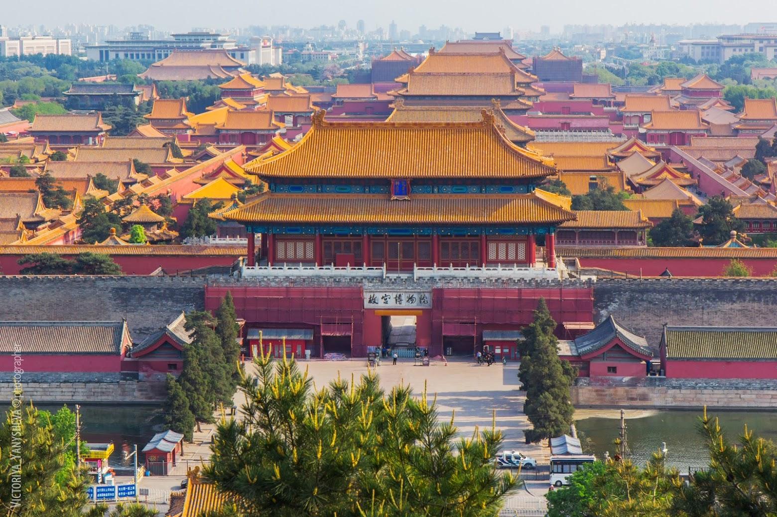 Горящие туры в Пекин из Оренбурга