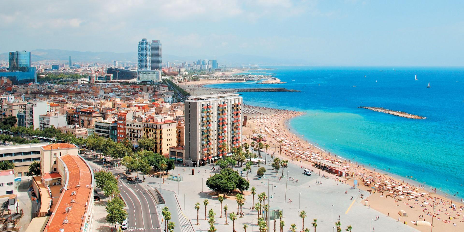 Горящие туры в Барселону из Оренбурга