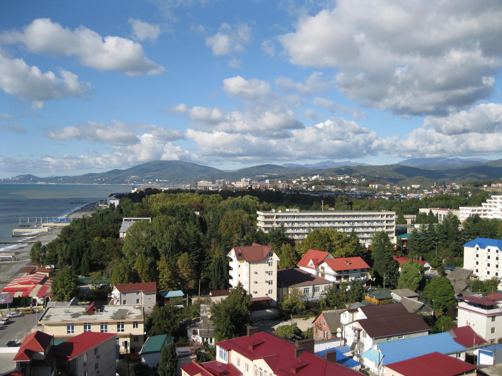 Горящие туры в Адлер из Оренбурга