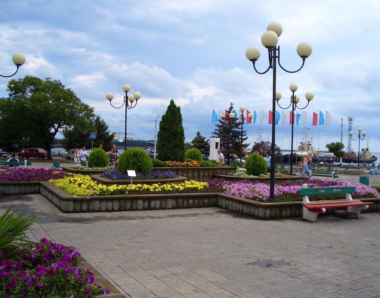 Горящие туры в Туапсе из Оренбурга