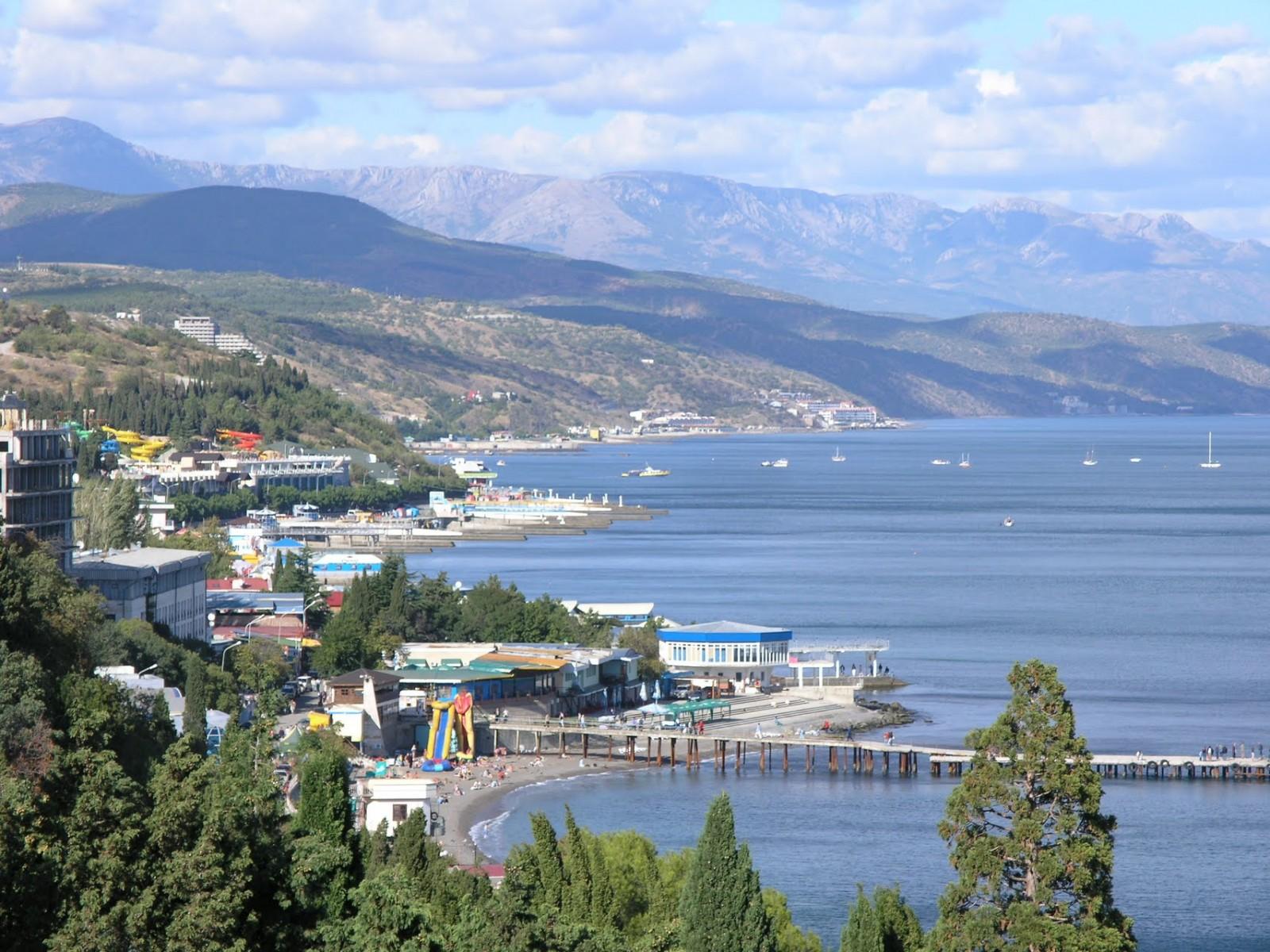 Горящие туры в Алушту из Оренбурга