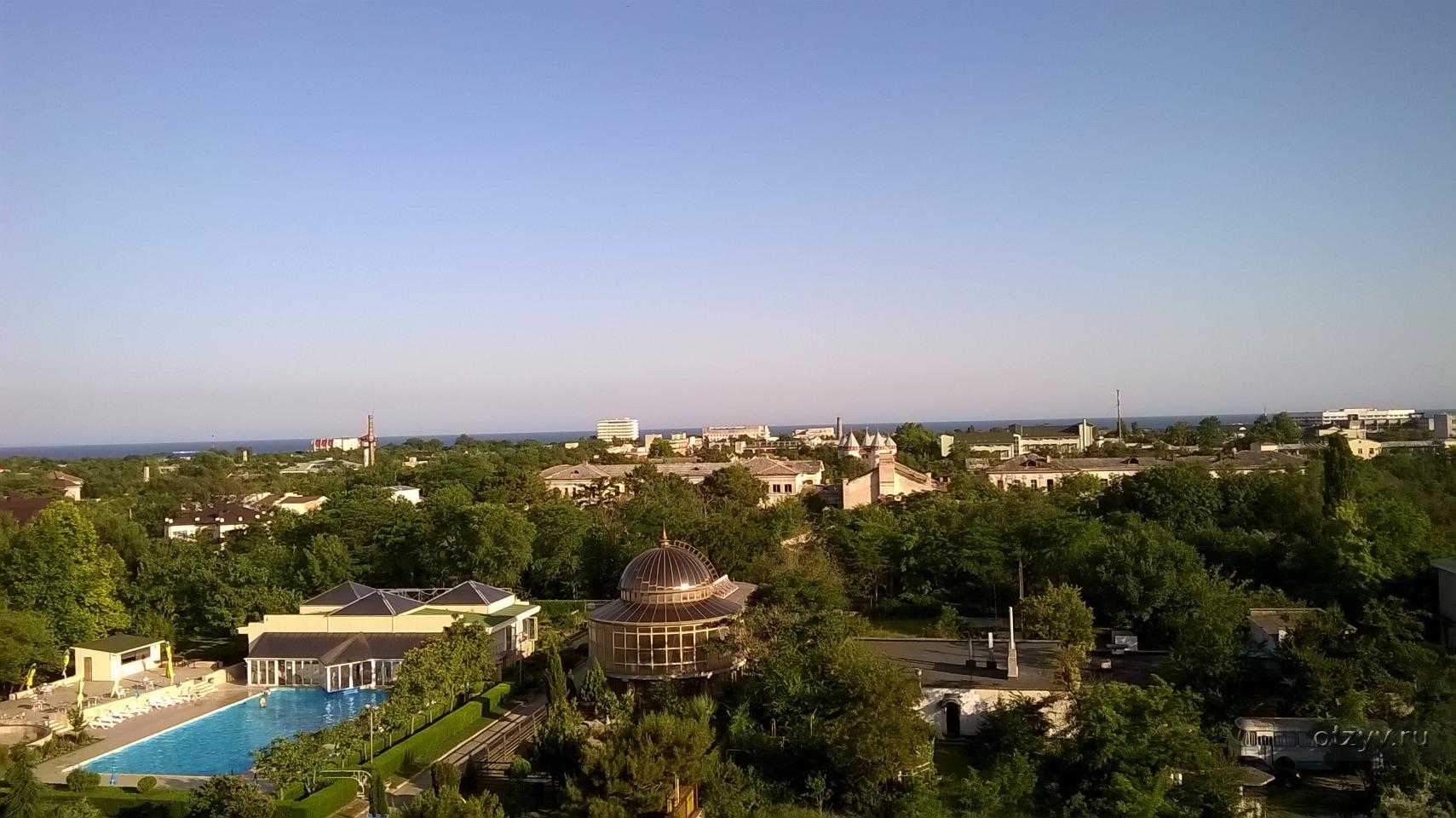 Горящие туры в Евпатория из Оренбурга