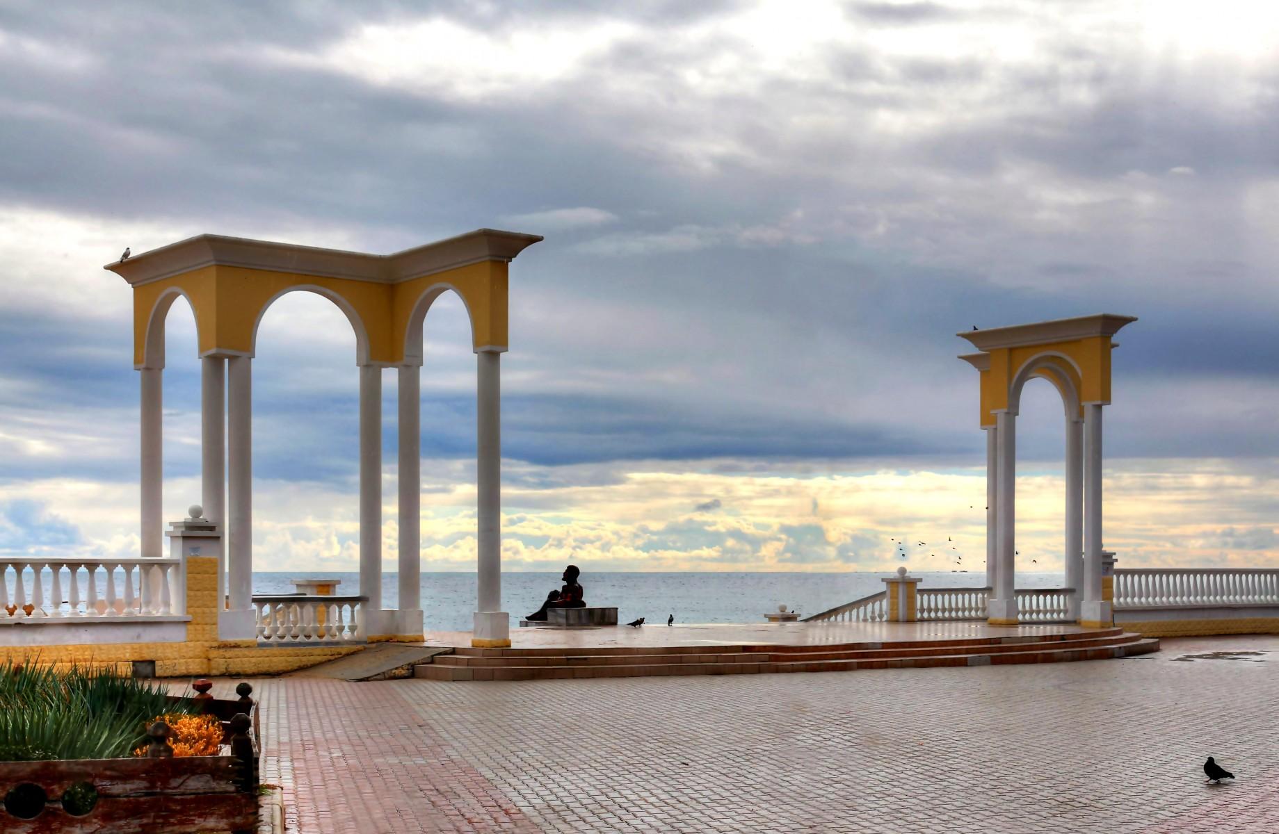 Горящие туры в Евпаторию из Оренбурга
