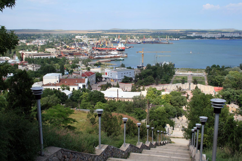 Горящие туры в Керчь из Оренбурга