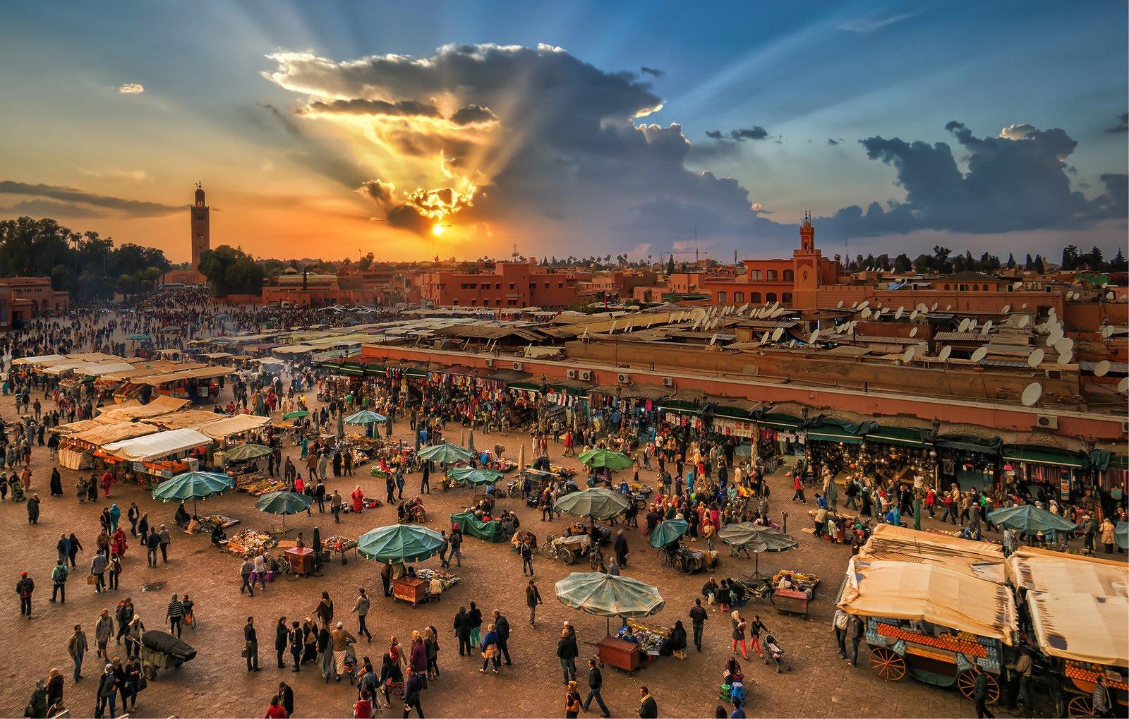 Горящие туры в Марракеш из Оренбурга