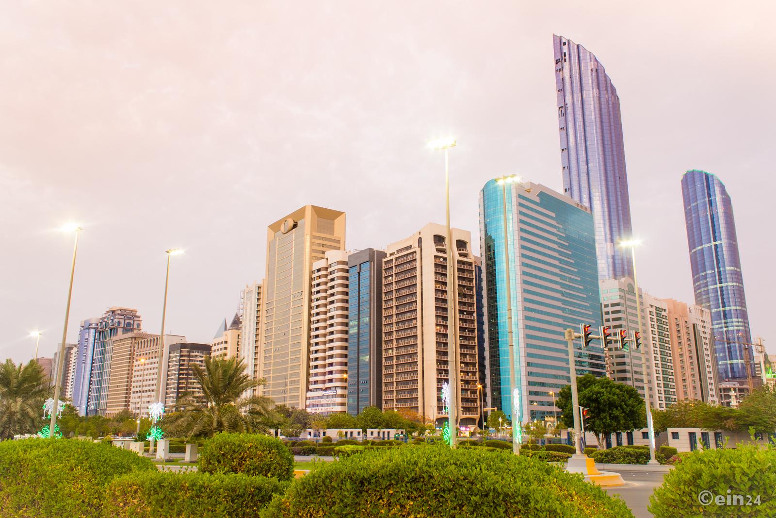 Горящие туры в Абу Даби из Оренбурга