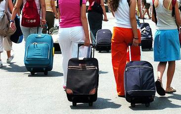 На праздники Сочи собираются посетить 200 тысяч туристов