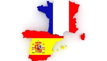 Испания + Франция