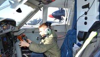 Экскурсия в аэропорт «Оренбург»