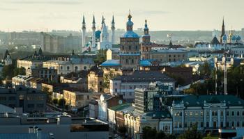 Казань — Краса Поволжья (автобус)