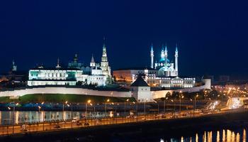 Казань — Краса Поволжья (поездом)