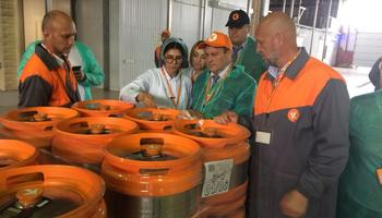 Экскурсия «Оренбургский пивоваренный завод «Крафт»
