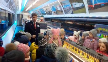 Экскурсия «Локомотивное депо»