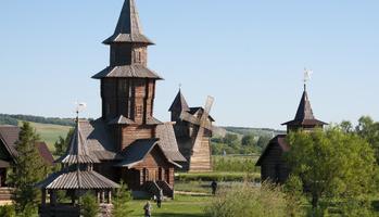 Экскурсия в Шарлыкский район