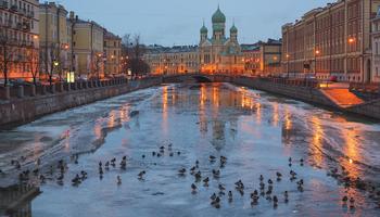 Петербург: Новый взгляд