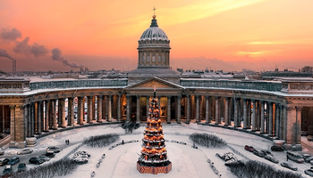 Зимние каникулы в Санкт-Петербурге:
