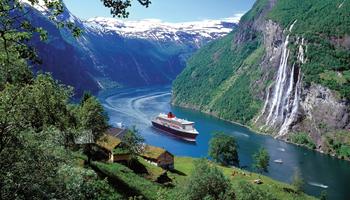 Путешествие по Прибалтике и Скандинавии