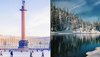 Тур Санкт-Петербург+ Карелия