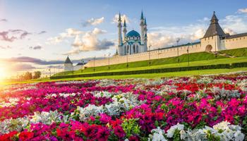 Казань – Краса Поволжья